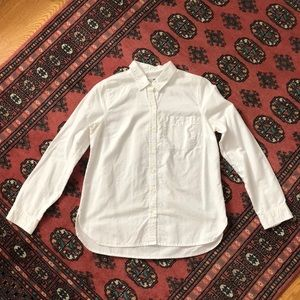 Old Navy 100% Cotton Classic Button Down Shirt